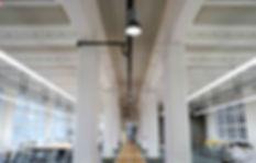 Werkstatt Beleuchtung Lichtlinien Goerzwerk