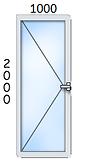 ал. врата 1000/2000