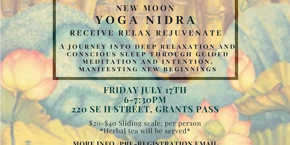 Yoga Nidra: Receive Relax Rejuvenate
