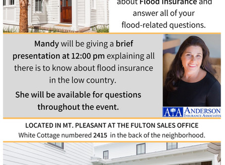 March 11th Luncheon Featuring Mandy Davis
