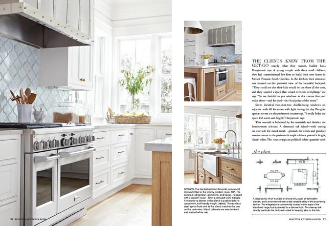 Beautiful Kitchens and Baths