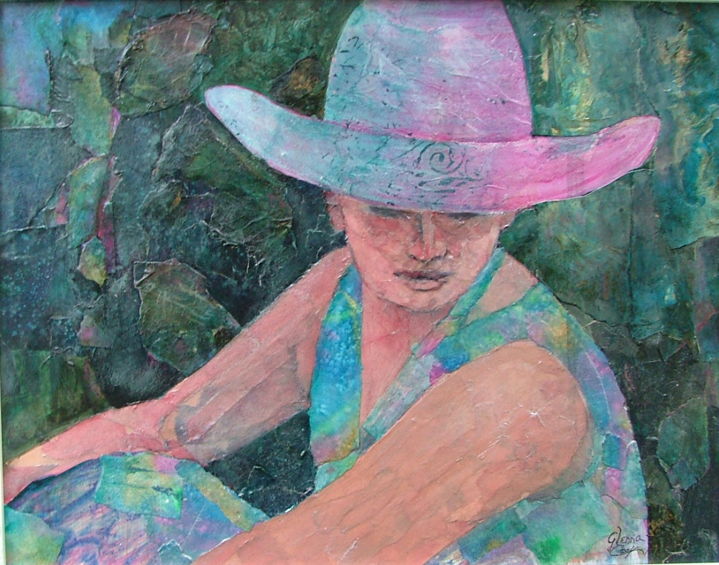 Girl In Pink Hat