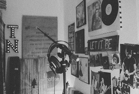 Claire Anderson's Studio