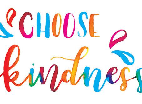 Celebrating Kindness