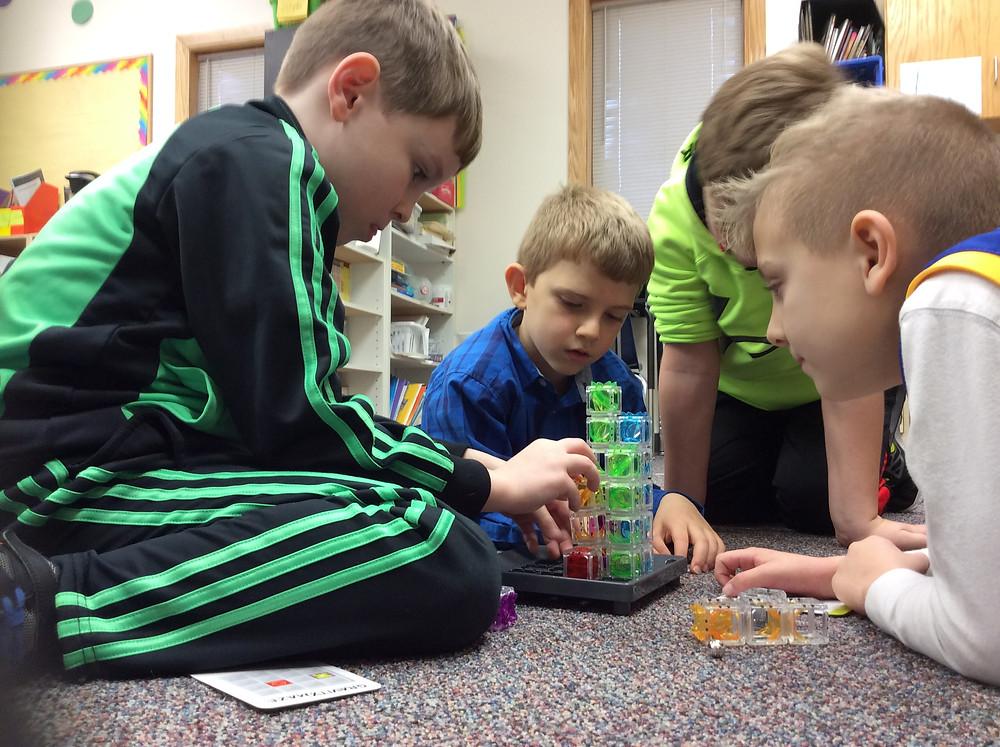Math Enrichment Activity