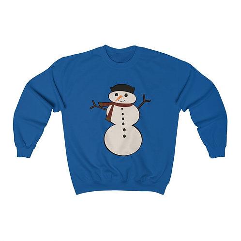 Snowman Unisex Heavy Blend™ Crewneck Sweatshirt