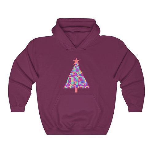 Digital Tree Unisex Heavy Blend™ Hooded Sweatshirt