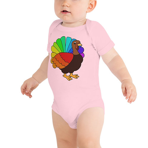 Rainbow Turkey