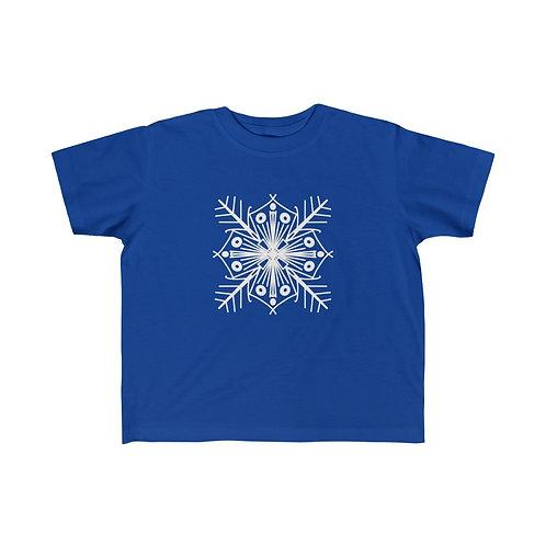 Snowflake Kid's Fine Jersey Tee