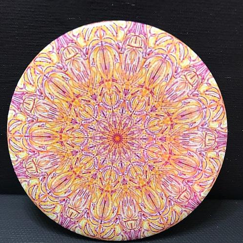 "3"" Mandala Magnet"