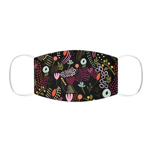 Colorful design mask Snug-Fit Polyester Face Mask