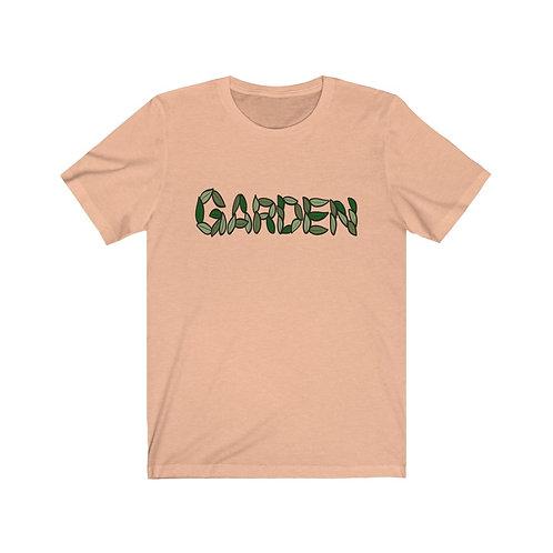 Garden Unisex Jersey Short Sleeve Tee
