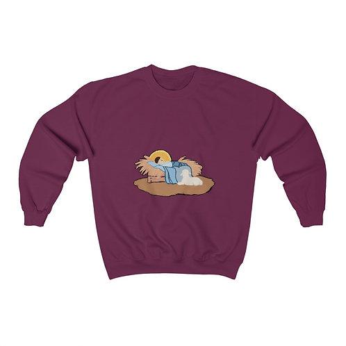 Baby Jesus Unisex Heavy Blend™ Crewneck Sweatshirt