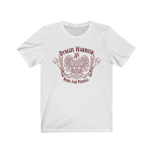 Copy of Unisex Jersey Short Sleeve Tee - Red ink