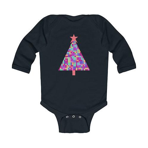 Digital Infant Long Sleeve Bodysuit