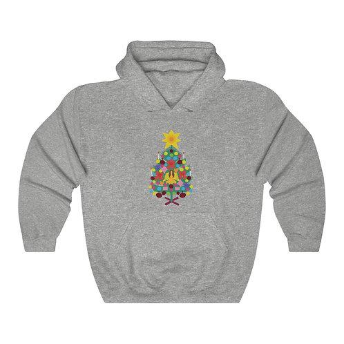 Vintage Tree Unisex Heavy Blend™ Hooded Sweatshirt