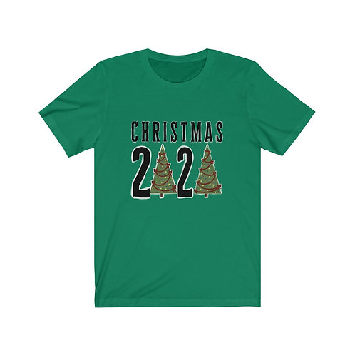 Christmas 2020 Unisex Jersey Short Sleeve Tee