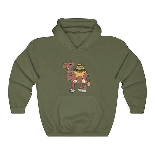 Camel Unisex Heavy Blend™ Hooded Sweatshirt