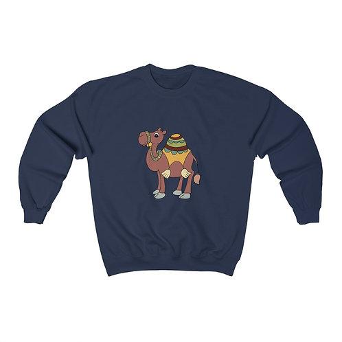 Camel Unisex Heavy Blend™ Crewneck Sweatshirt