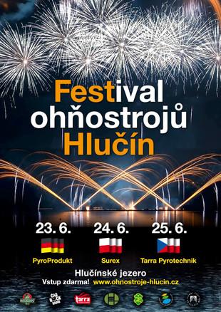 Mezinárodní Festival Ohňostrojů 2016