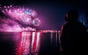 Festival ohňostrojů 2020!