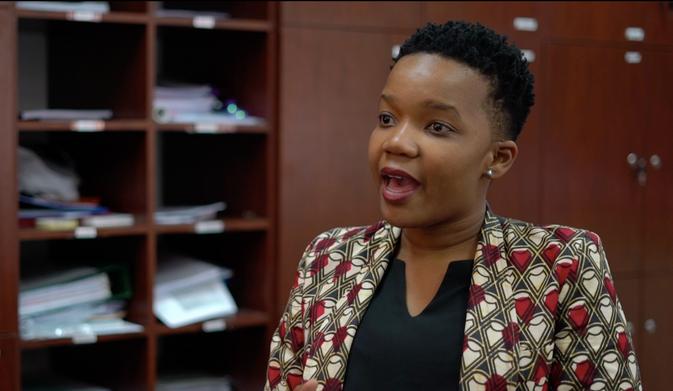 Dr Theresa Mwesigwa