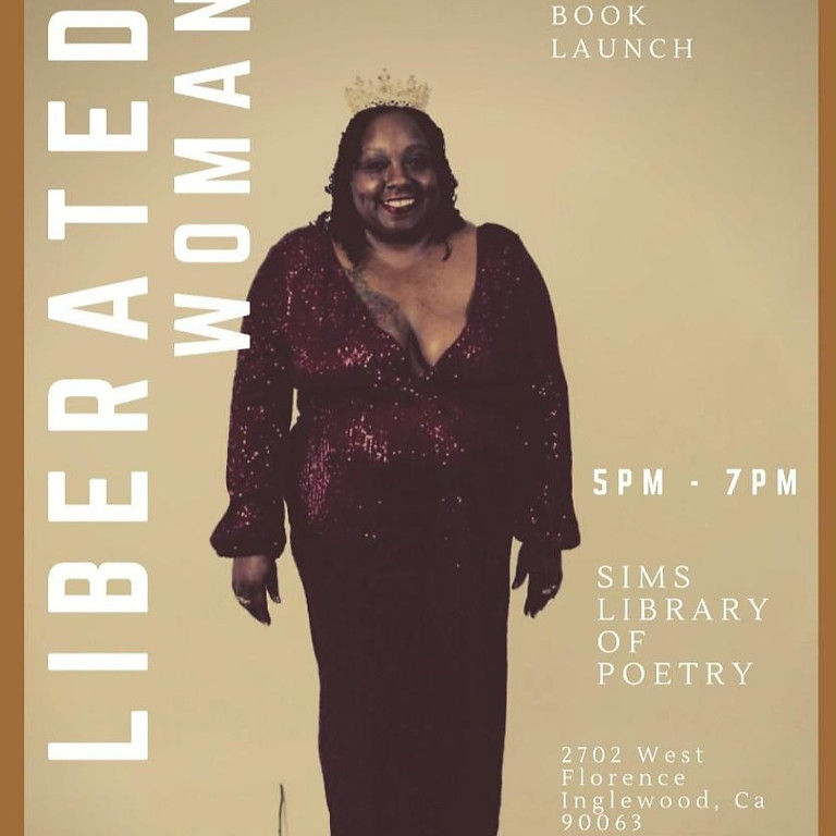 Liberated Woman Book Release