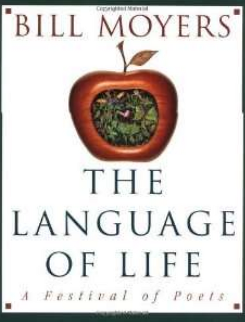 1st edition of The Language of Life by Bill Moyers