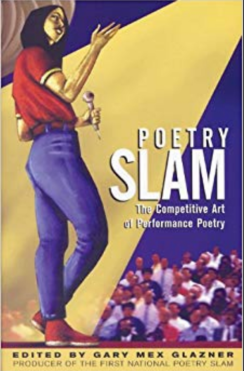 POETRY  SLAM by The Competitive Art of Performance Poetry