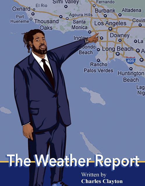 THE WEATHER REPORT BY CHARLES CLAYTON