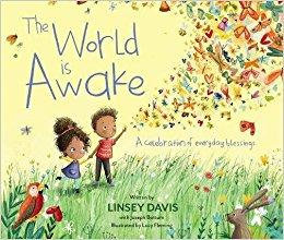 The world is awake by Linsey Davis.