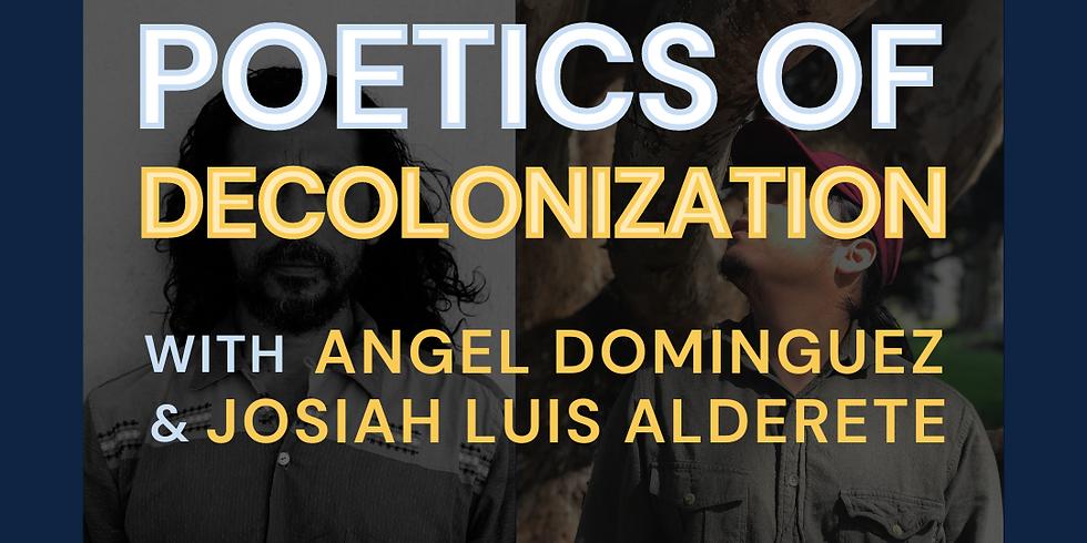 Poetics of Decolonization