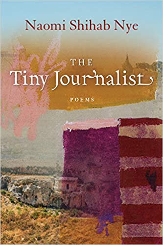 Tiny Journalist by Naomi Shihab Nye