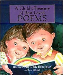 A child's treasury of best loved poems