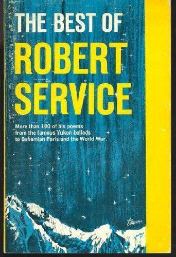 The best of Robert Service