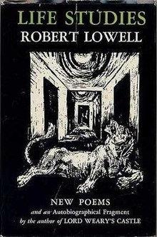 Life studies by Robert Lowell