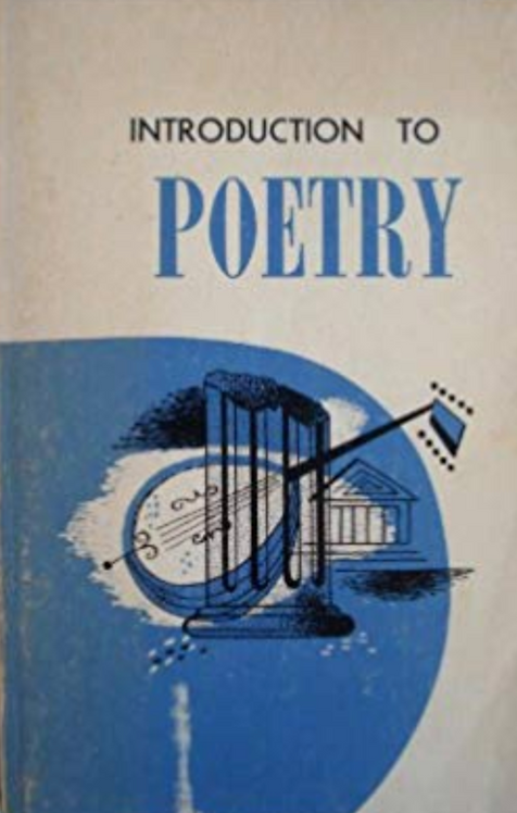 Introduction to poetry by Mccormick Maters