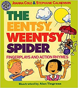 The eentsy weentsy spider By Cole Calmenson