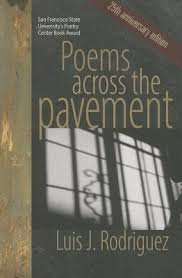 Poem across the pavement