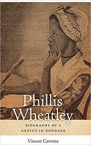 Phillis Wheatley by Vincent Carnetts