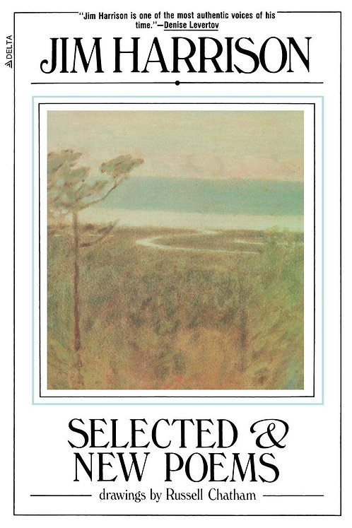 Jim Harrison Selected & New Poems