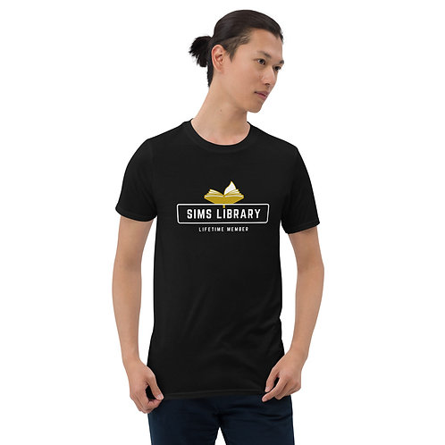 Sims Library Short-Sleeve Unisex T-Shirt