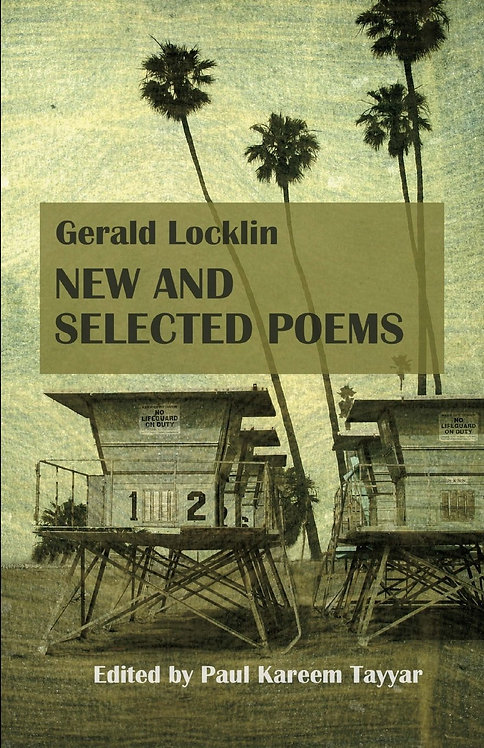 New and Selected Poems by Gerald Locklin