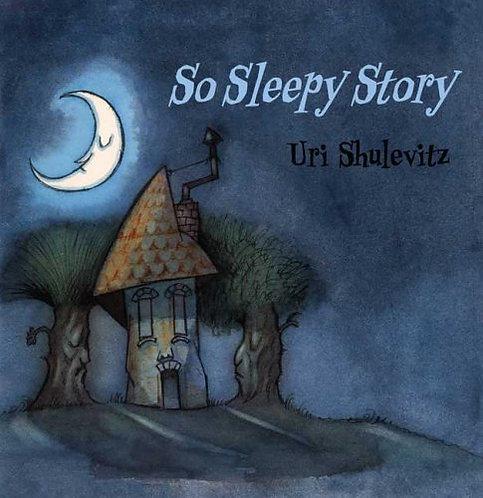 So sleepy story by Uri Shulevitz