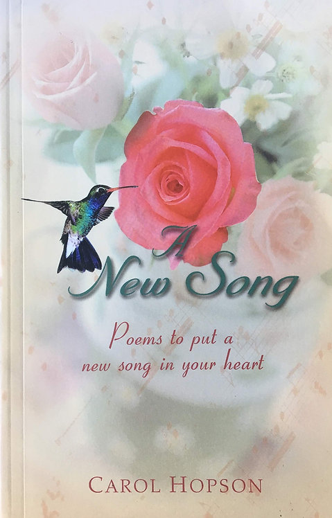 A new song by Carol Hopson