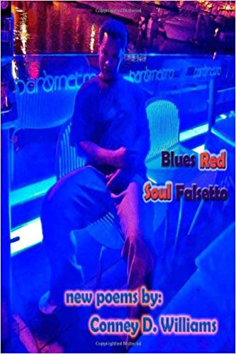 Blues red soul falsetto by Conney D. Williams