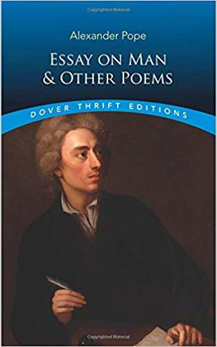 Essay on man & other poems by Dover
