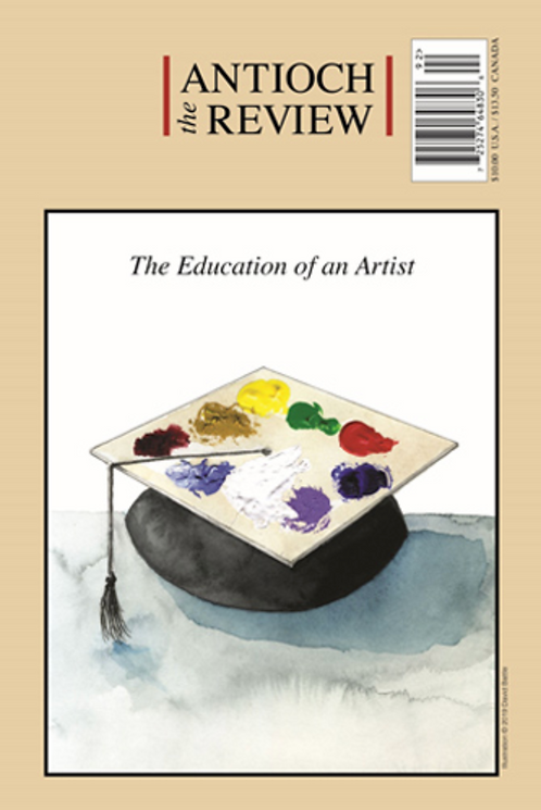 The Antioch Review 2016