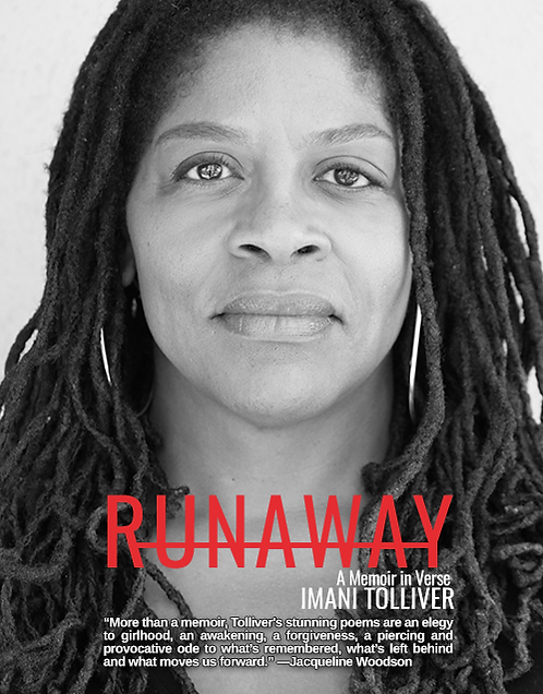 RUNAWAY: A MEMOIR IN VERSE by IMANI TOLLIVER
