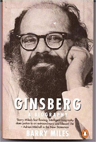 Ginsberg by Barry Miles